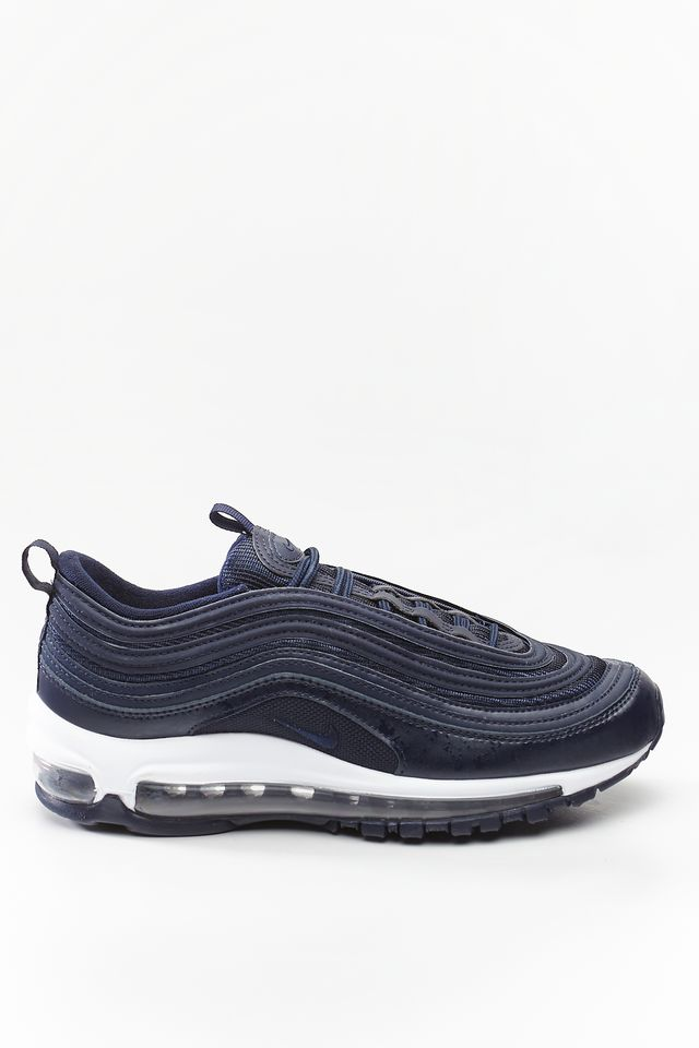 OBSIDIAN/OBSIDIAN/WHITE AIR MAX 97 GS 404
