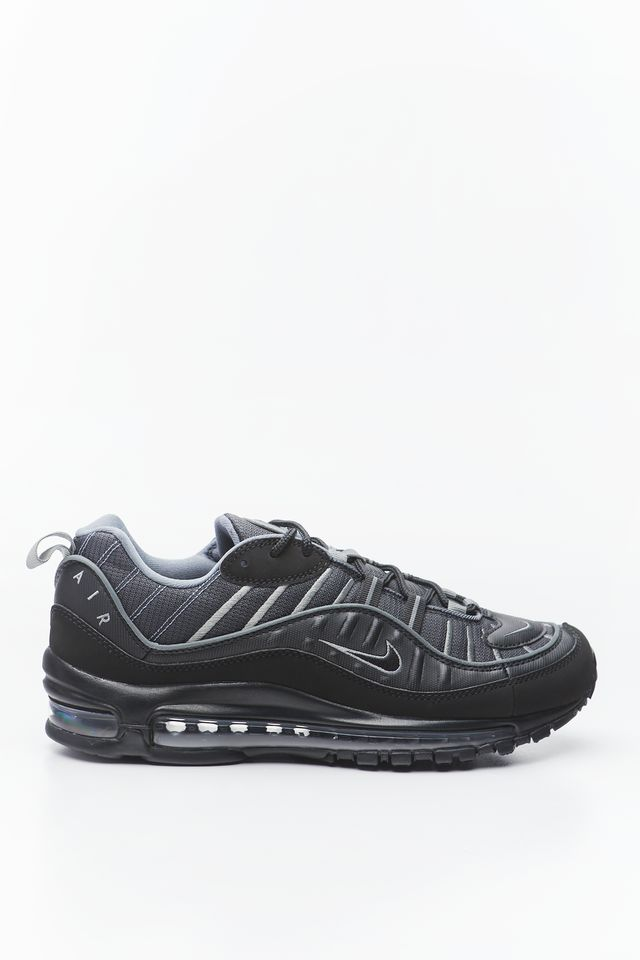 BLACK/BLACK/SMOKE GREY AIR MAX 98 002