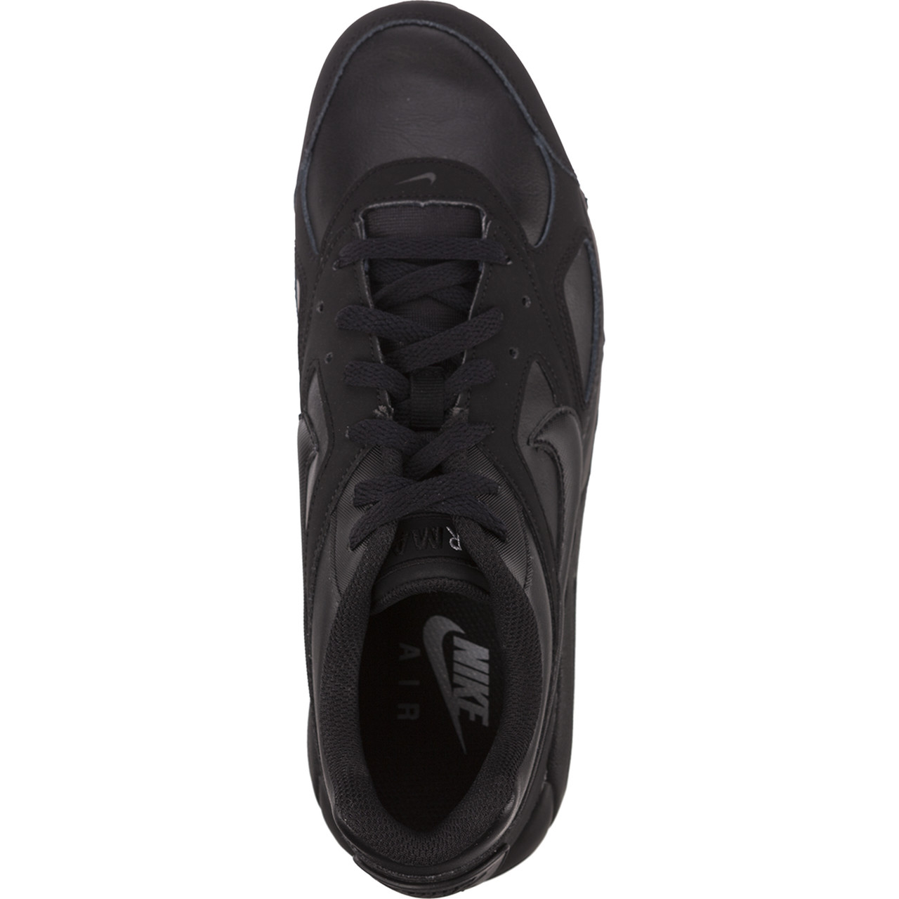 Buty Nike  <br/><small>AIR MAX IVO LEATHER 002 BLACK </small>  580520-002