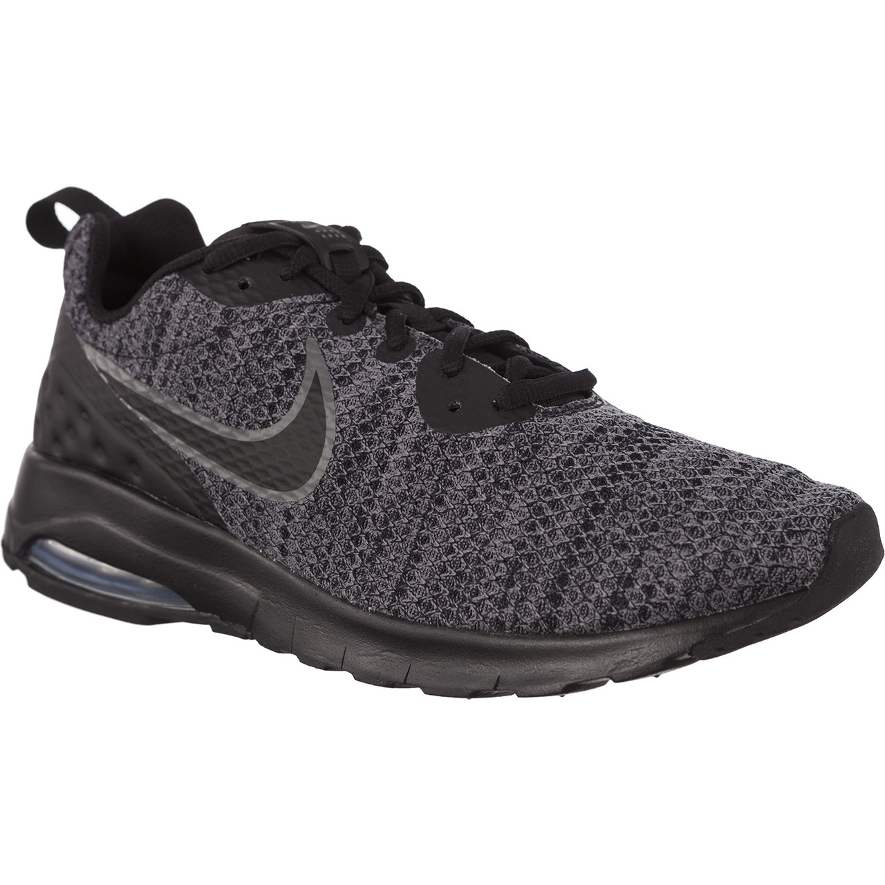 Buty Nike  <br/><small>AIR MAX MOTION LW LE 002 BLACK/BLACK </small>  AO7410-002