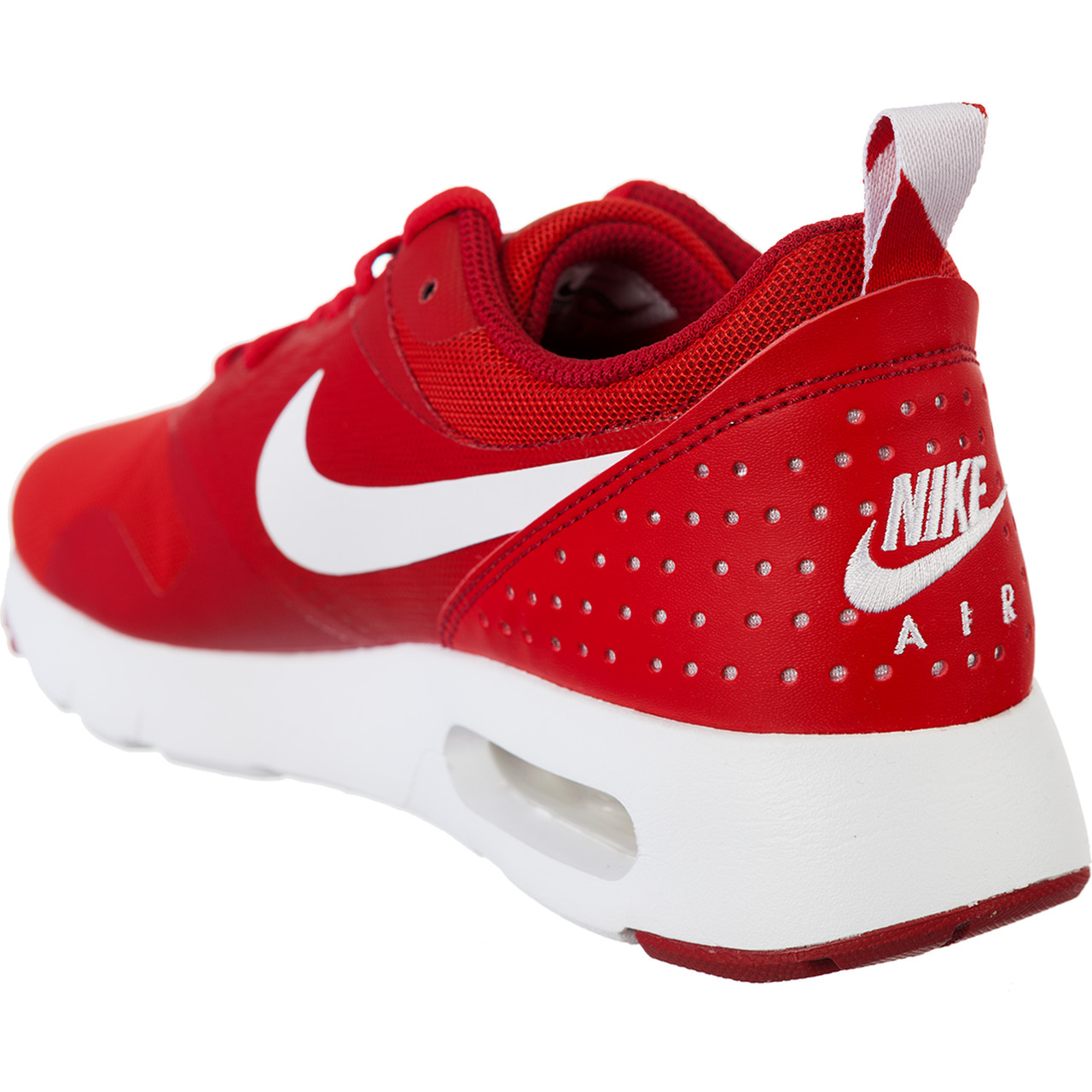 buty czerwone nike