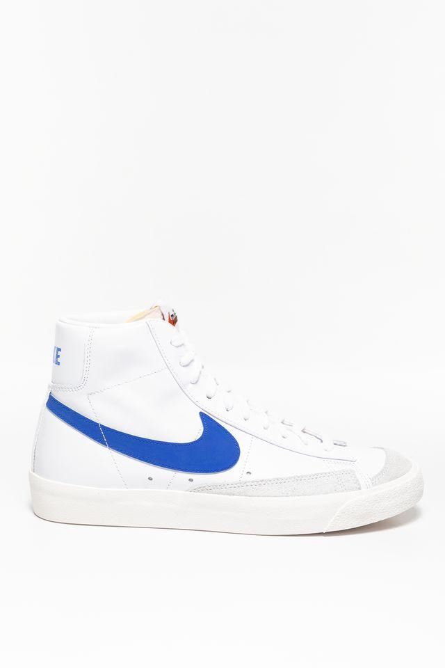 Nike BLAZER MID '77 VNTG BQ6806-103 WHITE/RACER BLUE SAIL