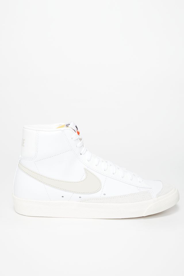 WHITE/LIGHT BONE-SAIL Blazer Mid'77 VNTG BQ6806-106