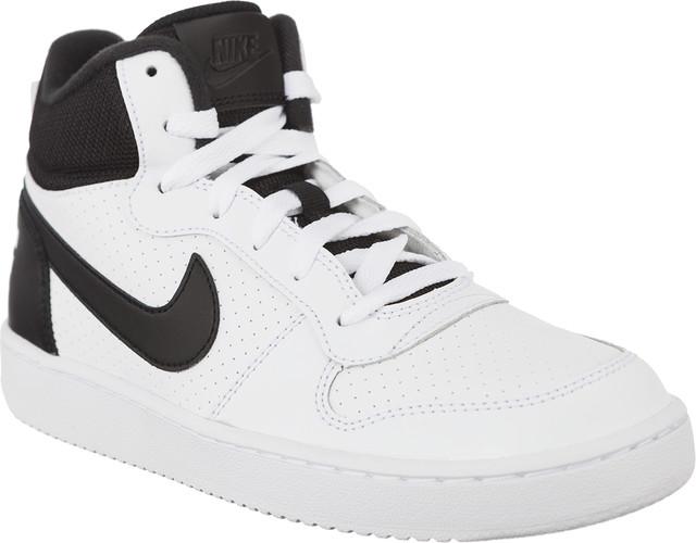 Nike COURT BOROUGH MID GS 839977-101