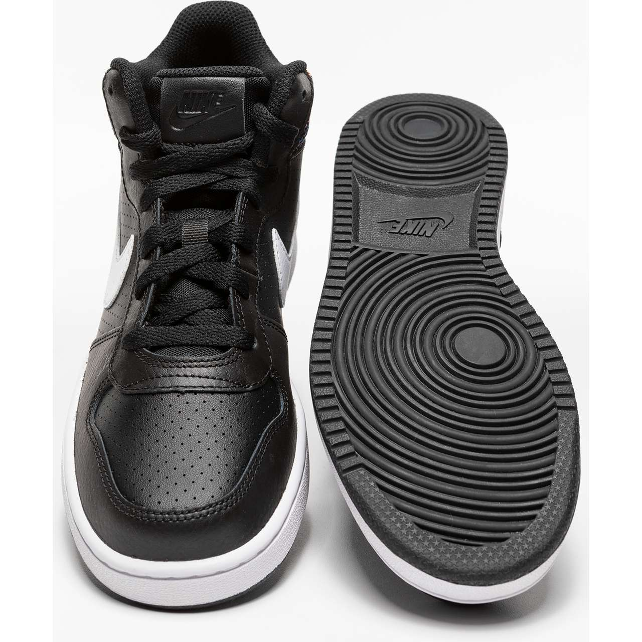 Buty Nike  <br/><small>COURT BOROUGH MID SE GS 005 BLACK </small>  918340-005