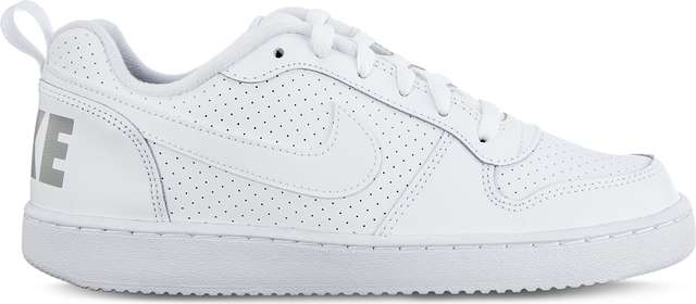Nike COURT BOROUGH LOW 100 WHITE/WHITE/WHITE 839985-100