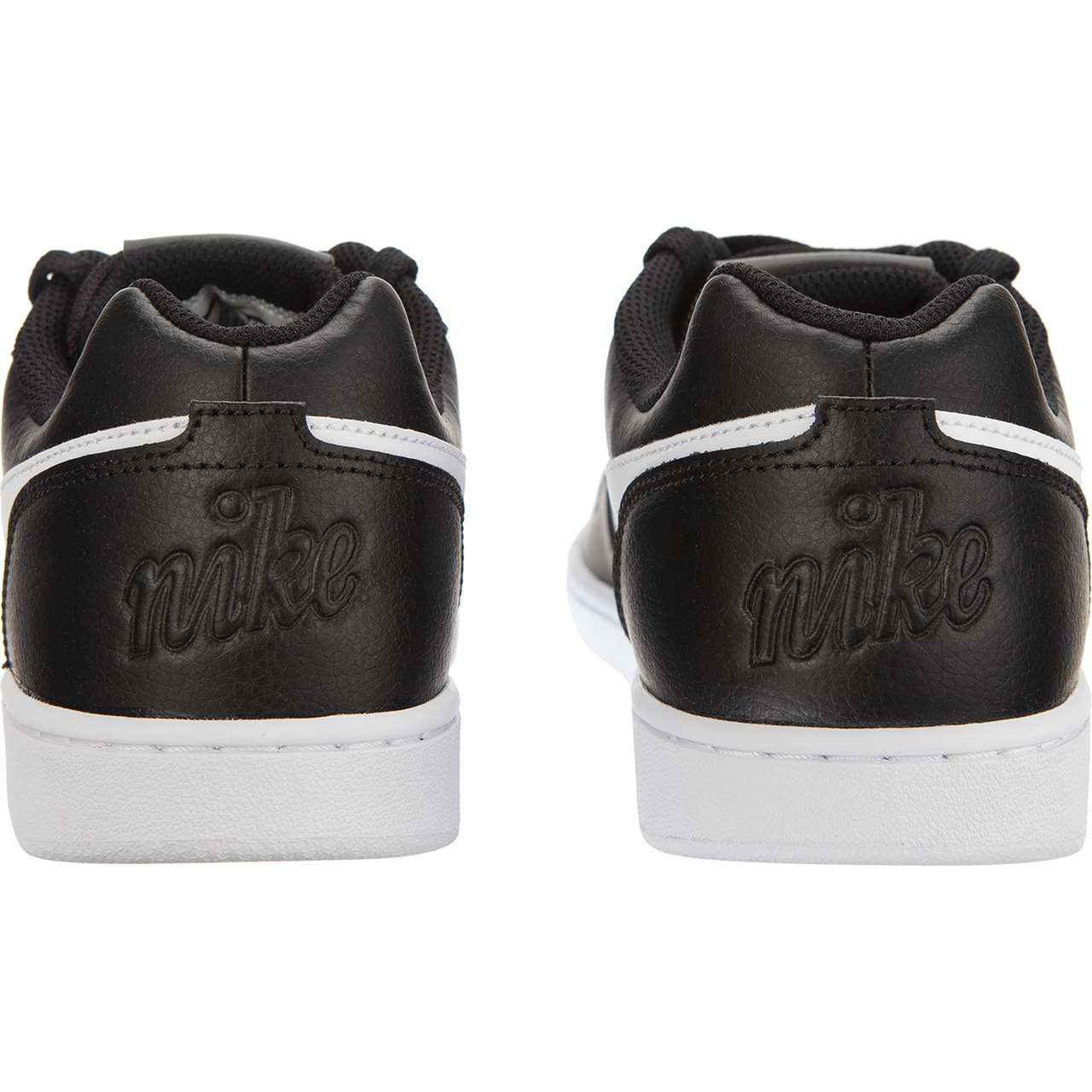 Buty Nike  <br/><small>EBERNON LOW 002 BLACK/WHITE </small>  AQ1775-002