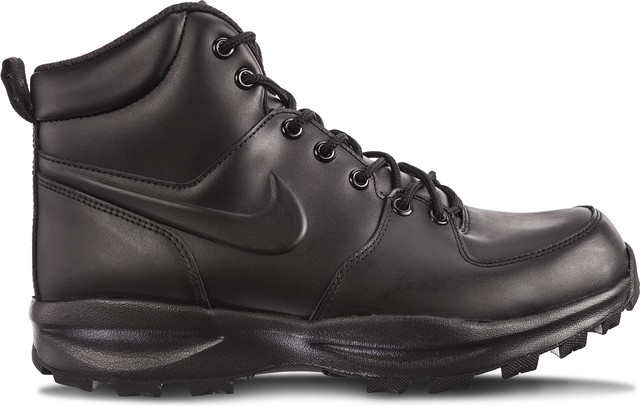 Nike MANOA LEATHER 003 BLACK 454350-003
