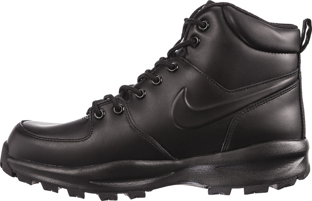 ... Buty Nike  br   small MANOA LEATHER 003 BLACK ... 72b8d403308