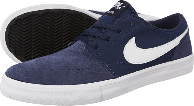 Buty Nike  <br/><small>SB Portmore II SS 410 </small>  880266-410