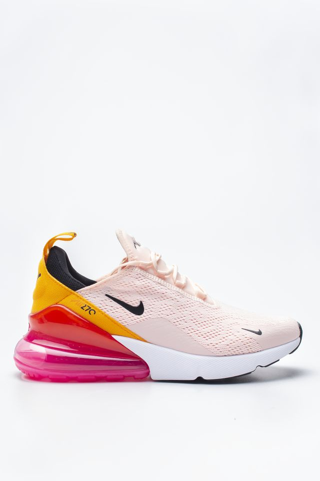 Nike W AIR MAX 270 603 WASHED CORAL/BLACK AH6789-603