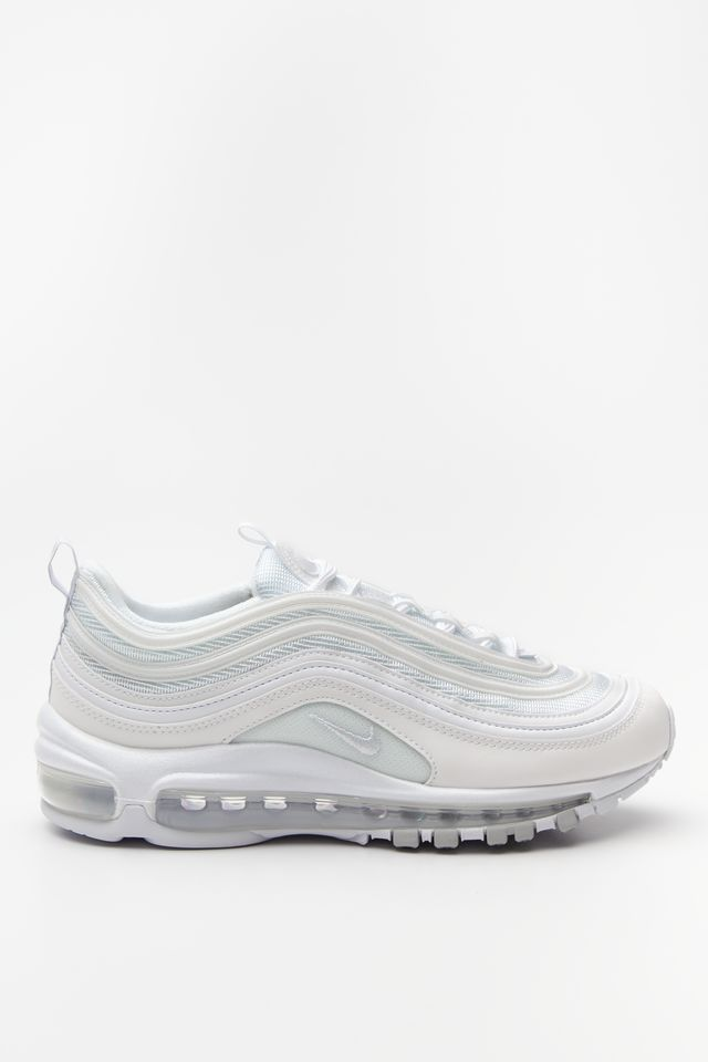 Nike W AIR MAX 97 100 WHITE/WHITE/PURE PLATINUM 921733-100
