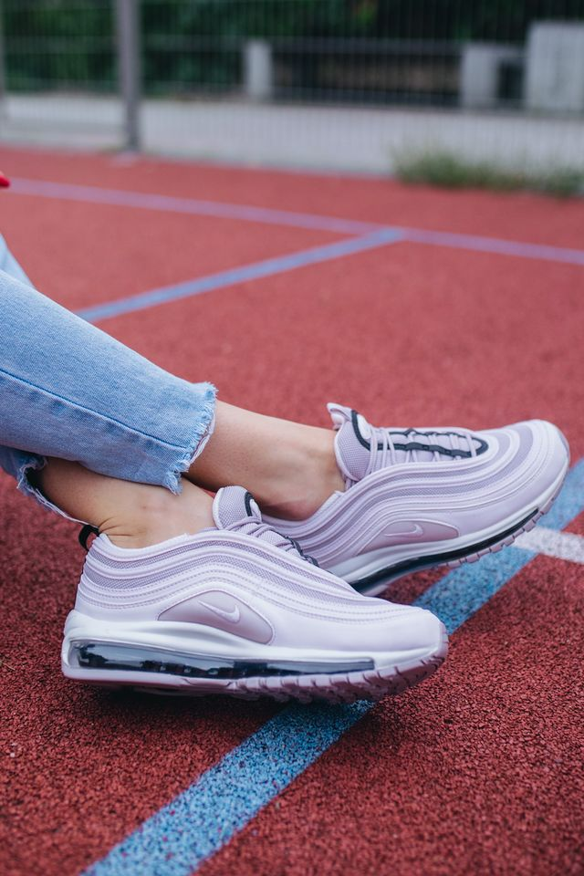Buty Nike W AIR MAX 97 602 PALE PINKPALE PINKVIOLET ASH