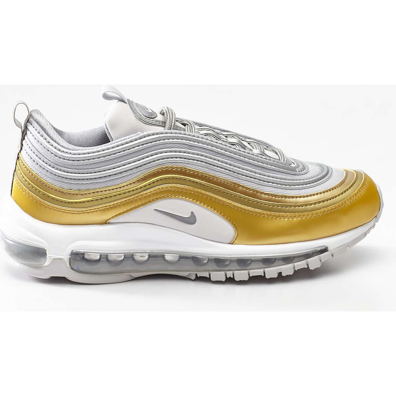 Buty Nike  <br/><small>W AIR MAX 97 SE 001 VAST GREY/METALLIC SILVER </small>  AQ4137-001