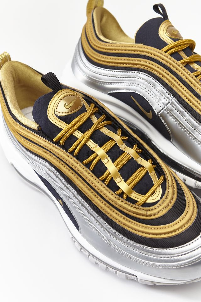 Nike W AIR MAX 97 SE 700 METALLIC GOLD/METALLIC GOLD AQ4137-700
