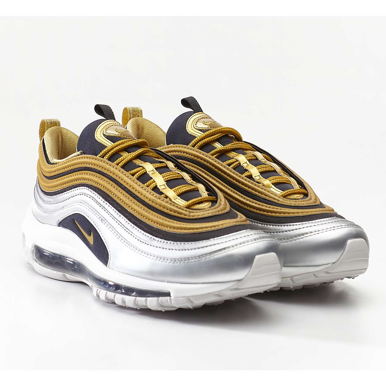 Buty Nike  <br/><small>W AIR MAX 97 SE 700 METALLIC GOLD/METALLIC GOLD </small>  AQ4137-700