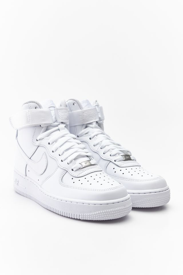 Buty Nike  <br/><small>AIR FORCE 1 HIGH 105 WHITE/WHITE/WHITE </small>  334031-105