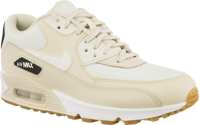 Nike WMNS Air Max 90 FOSSIL/SAIL-BLACK-GUM LIGHT BROWN 325213-207