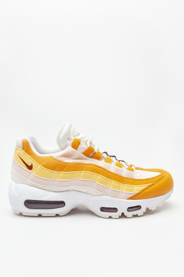 PALE IVORY/FIREWOOD ORANGE AIR MAX 95 114