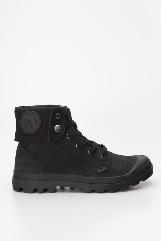 Palladium PAMPA BAGGY NUBUCK Black 76434-008