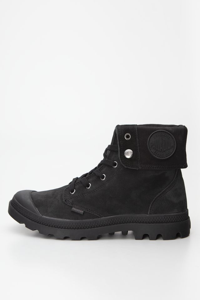 Buty Palladium  <br/><small>PAMPA BAGGY NUBUCK Black </small>  76434-008