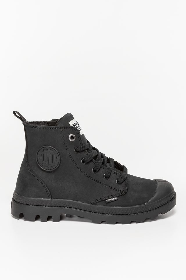 Palladium HI ZIP NBK W 96440-008 BLACK