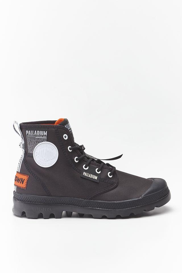 Palladium LITE OVERLAB 001 BLACK/BLACK 76639-001
