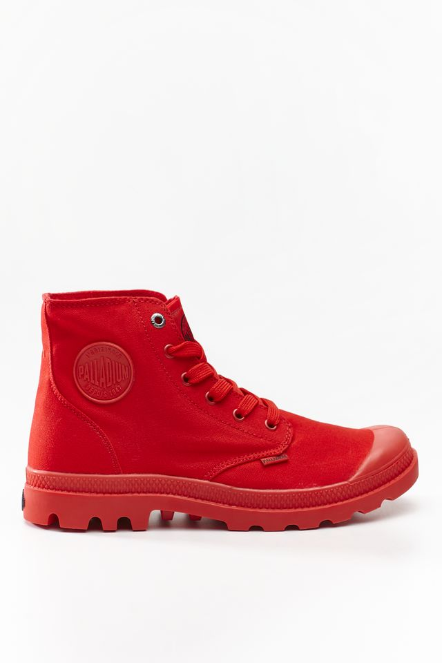 Palladium MONO CHROME 600 RED 73089-600