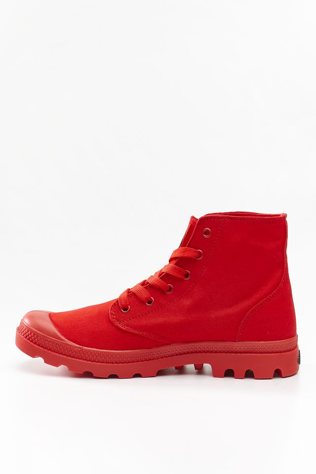 Buty Palladium  <br/><small>MONO CHROME 600 RED </small>  73089-600