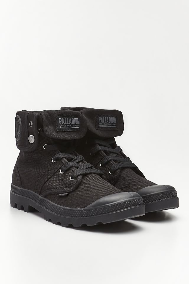 Palladium PALLABROUSE BAGGY 001 BLACK/BLACK 02478-001