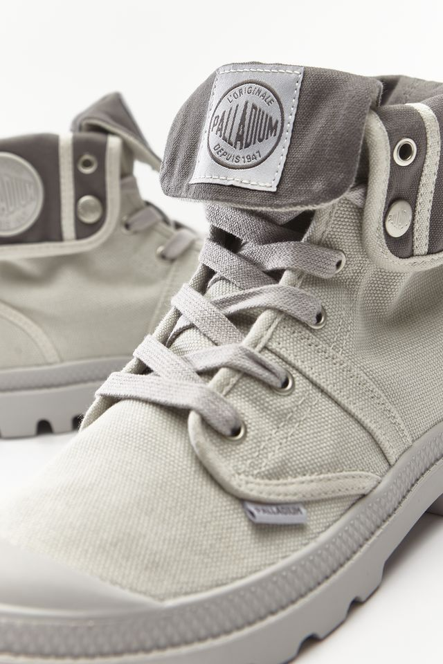 Palladium PALLABROUSE BAGGY 095 GREY 02478-095