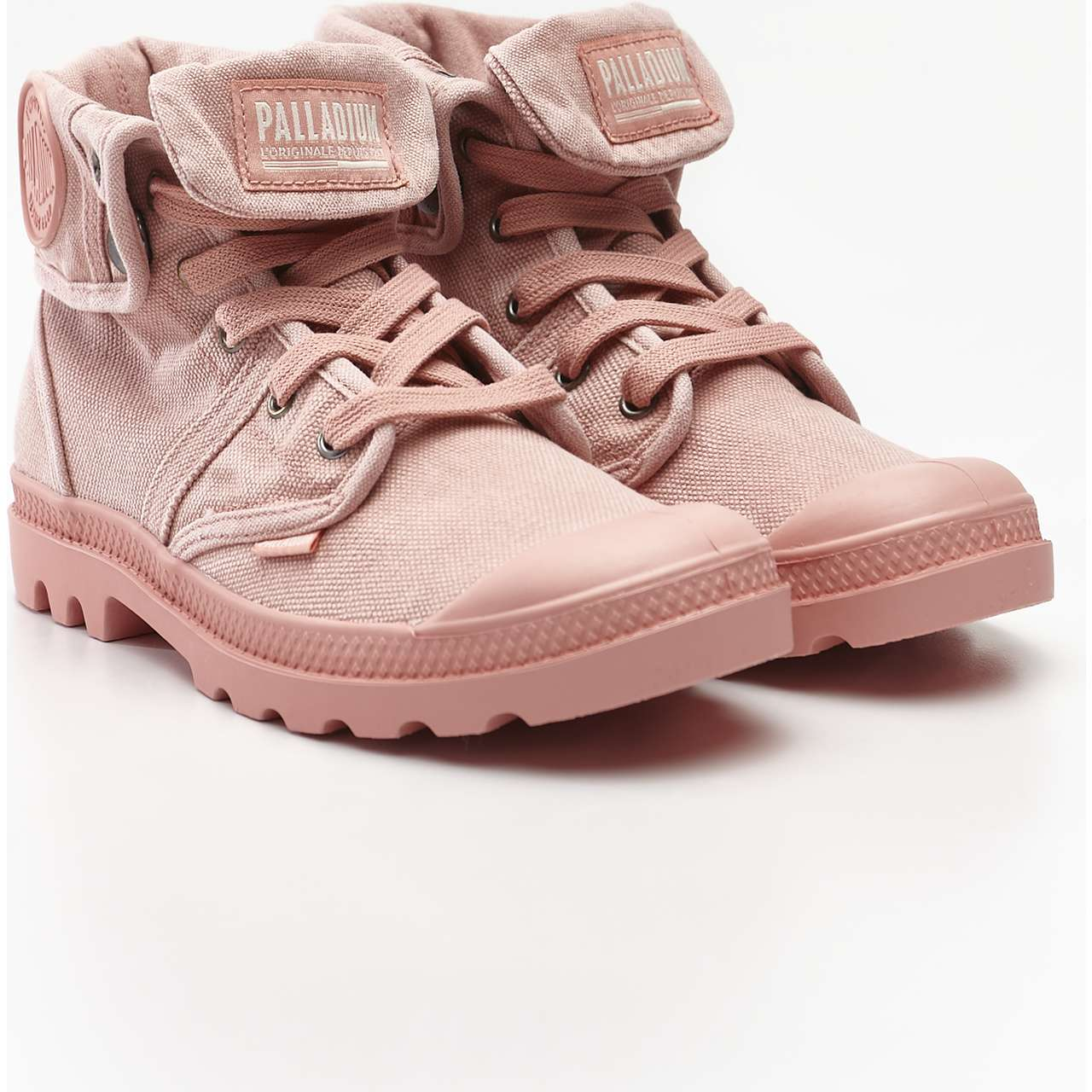 Buty Palladium  <br/><small>PALLABROUSE BAGGY 673 ROSE TAN </small>  92478-673