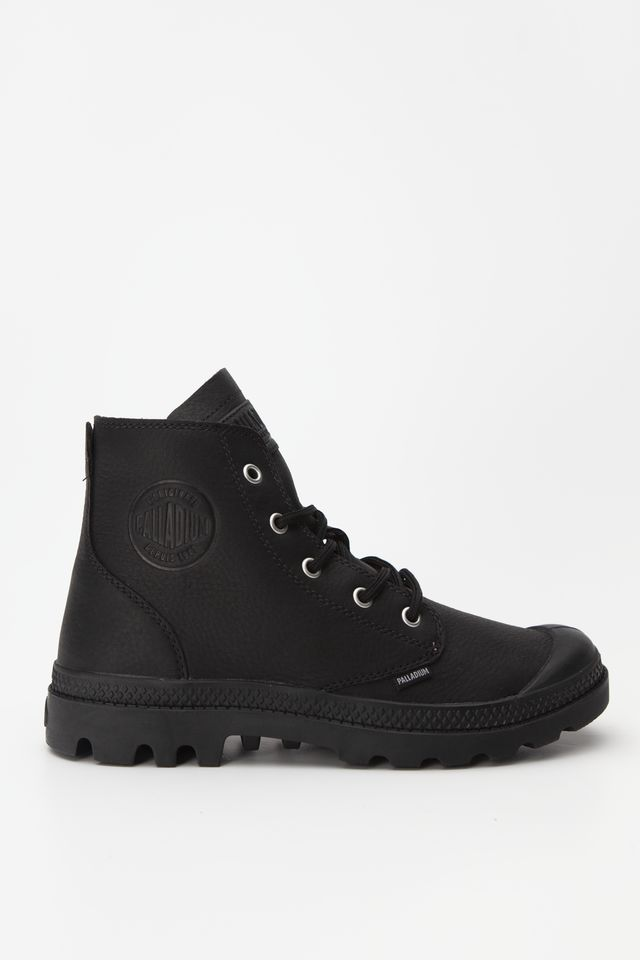 Palladium PAMPA 001 BLACK/BLACK 75750-001