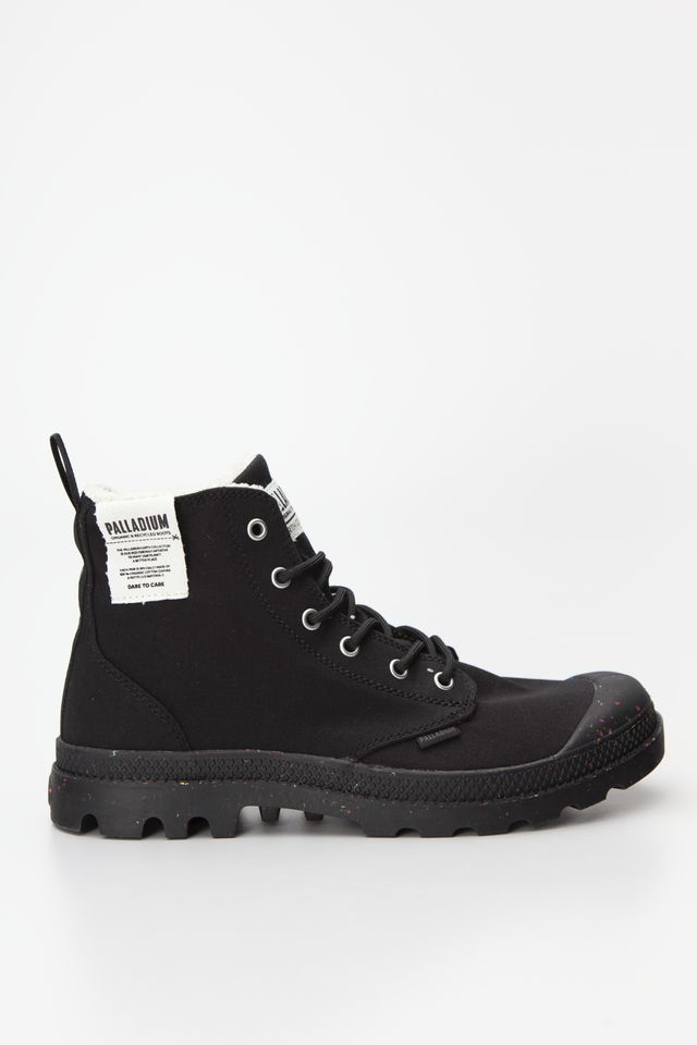 Palladium PAMPA EARTH Black 76437-008