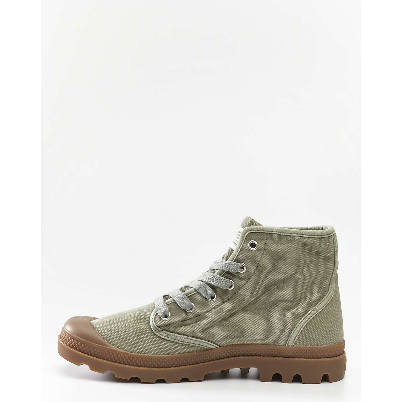 Buty Palladium  <br/><small>PAMPA HI 344 VETIVER/MID GUM </small>  02352-344