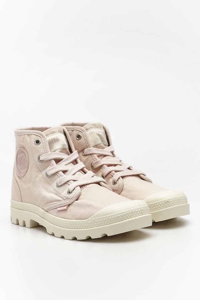 Palladium PAMPA HI 621 PEACH WHIP/MARSHMALLOW 92352-621