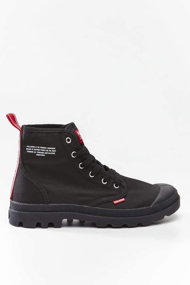 Palladium PAMPA HI DARE 008 BLACK 76258-008