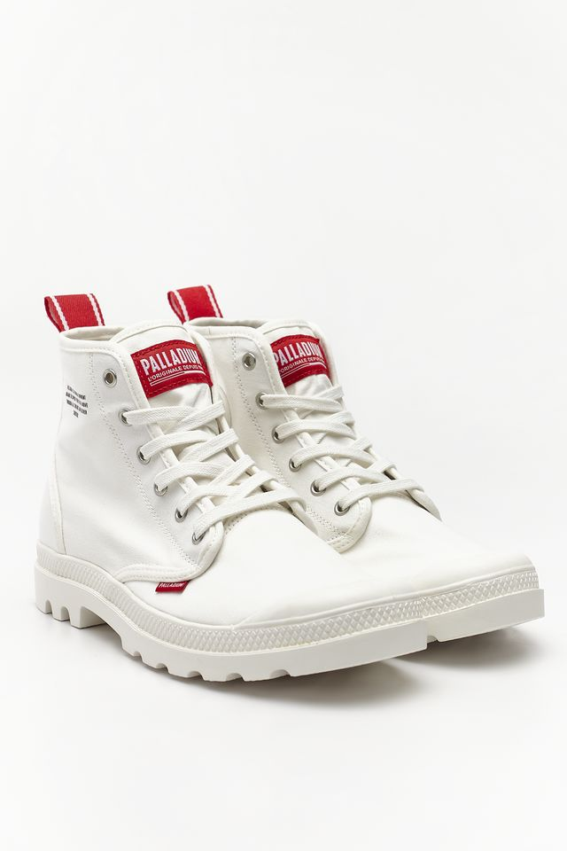 Palladium PAMPA HI DARE 116 STAR WHITE 76258-116