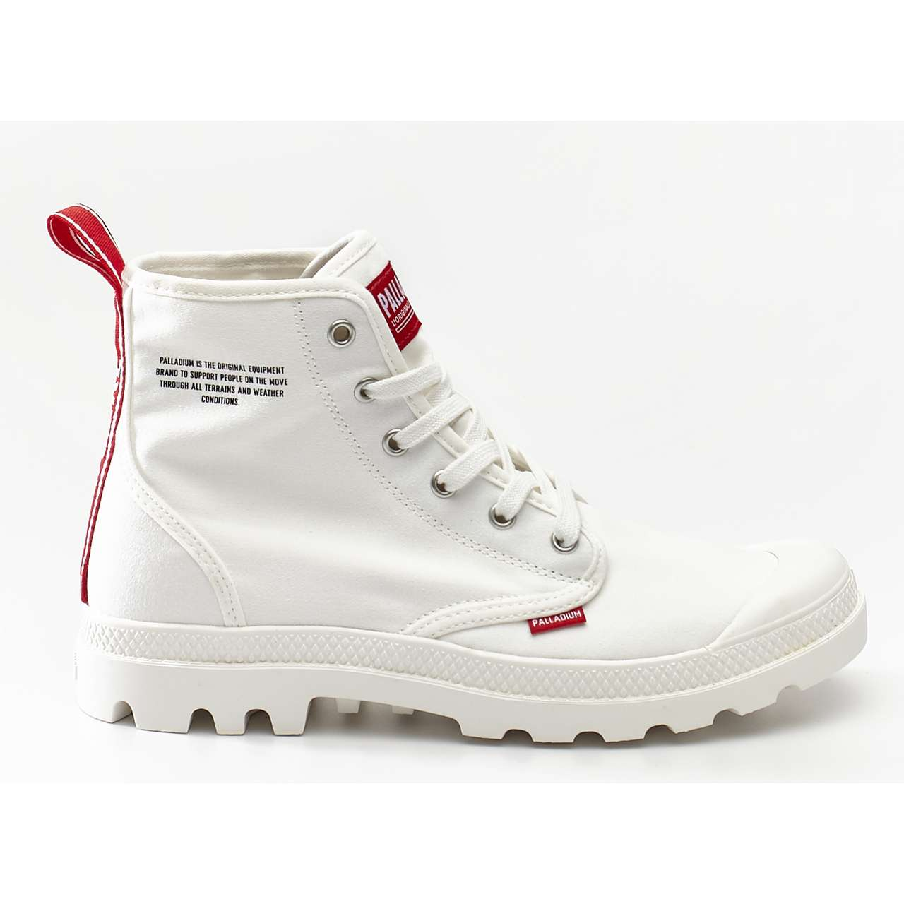 Buty Palladium  <br/><small>PAMPA HI DARE 116 STAR WHITE </small>  76258-116