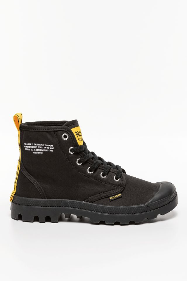 BLACK PAMPA HI DARE SAFETY 746