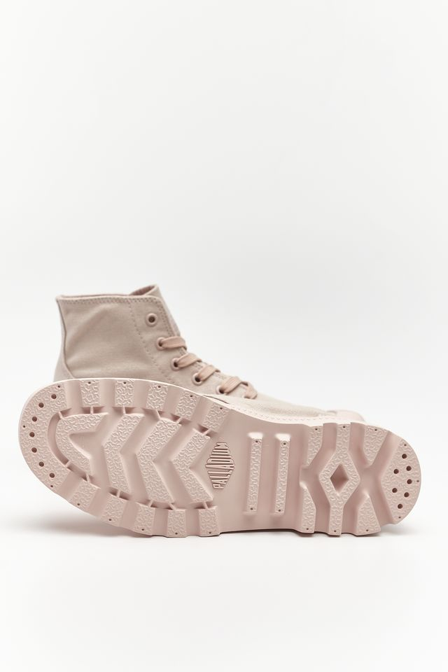 Buty Palladium  <br/><small>PAMPA HI MONO CHROME 638 PEACH WHIP </small>  73089-638
