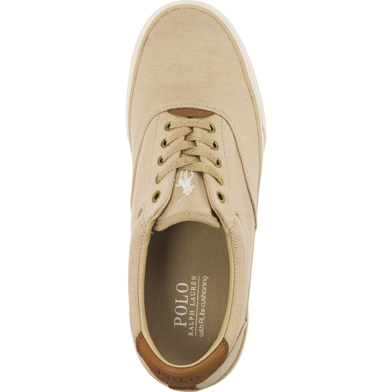 Buty Polo Ralph Lauren  <br/><small>THORTONINE BEIGE </small>  816688429004