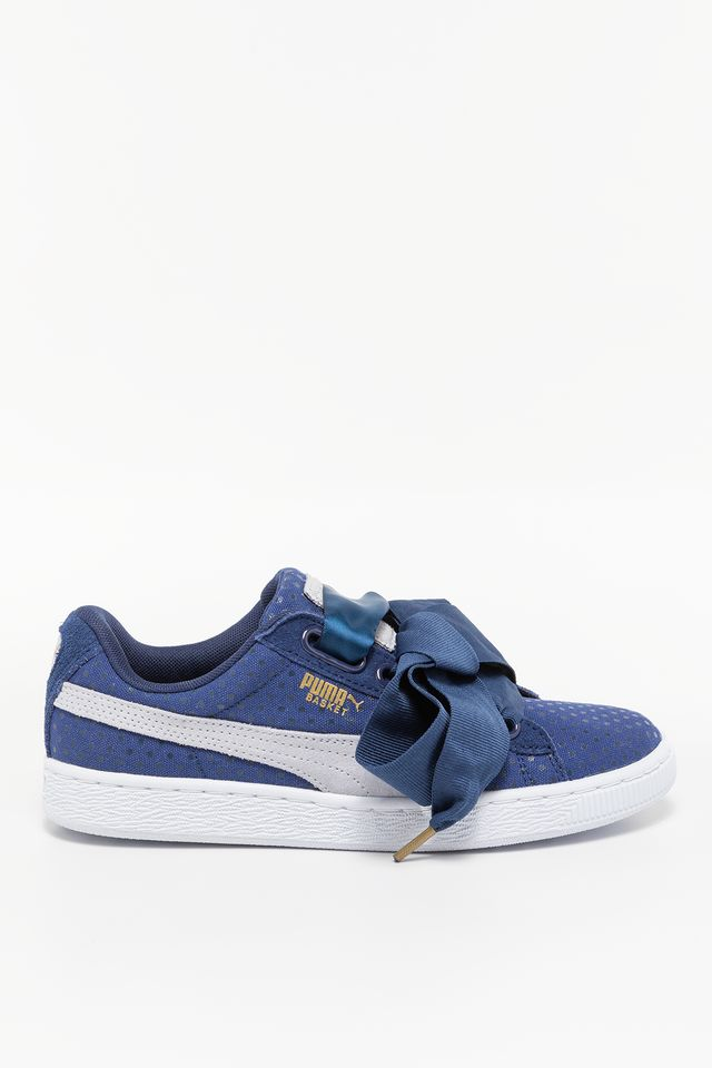 Puma Basket Heart Denim W 101 36337101