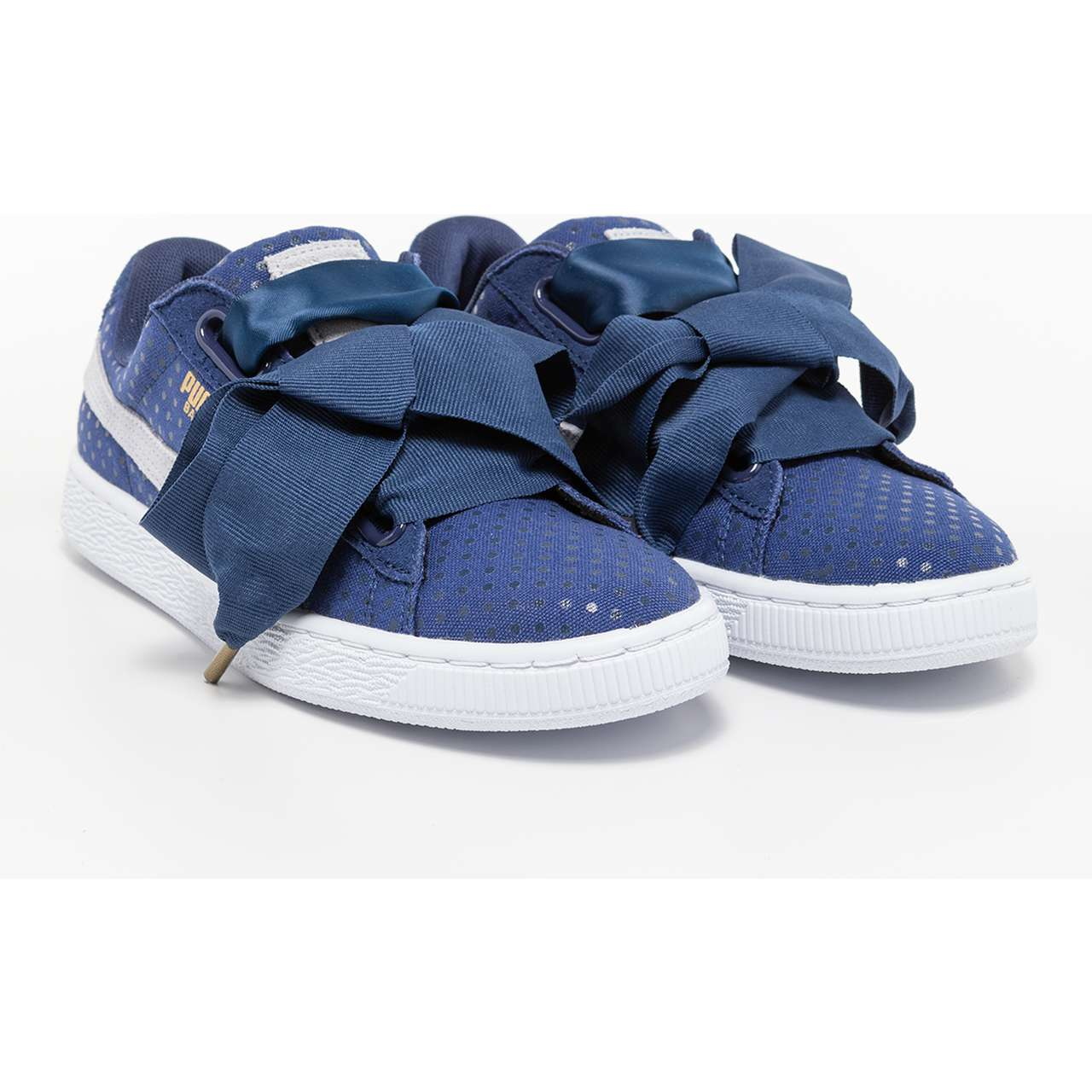 Buty Puma  <br/><small>Basket Heart Denim W 101 </small>  36337101