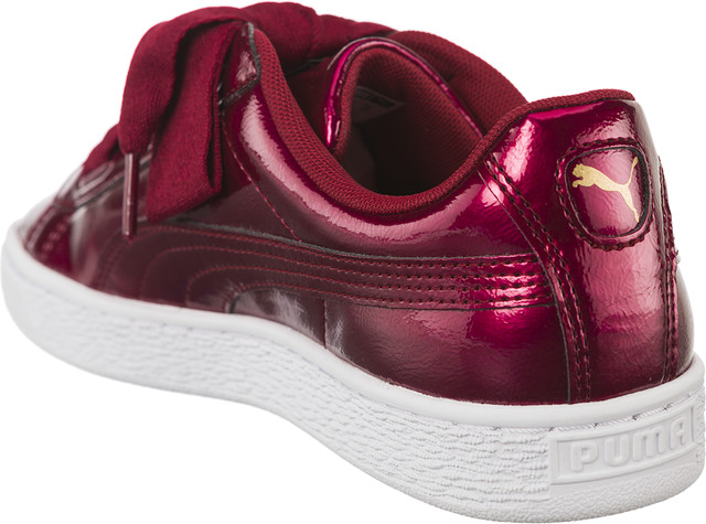 Buty Puma  <br/><small>Basket Heart Glam Jr 702 </small>  36491702