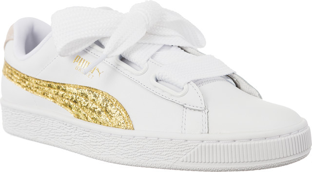 Puma Basket Heart Glitter Wn 801 36407801