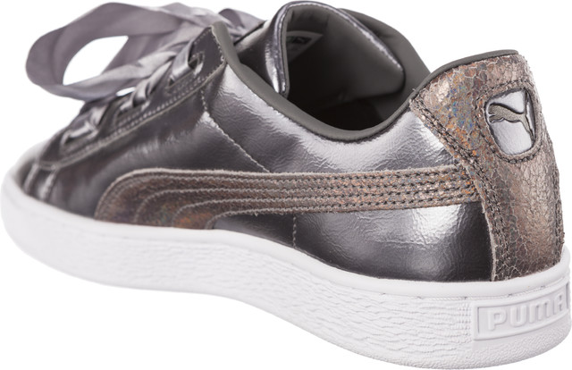 Buty Puma  <br/><small>BASKET HEART LUNAR LUX JR SMOKED PEARL </small>  36599301