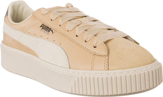 Puma Basket Platform Up Wn s Natural Vachetta 01 36493401