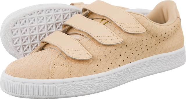 Buty Puma  <br/><small>Basket Strap Exotic Skin W 703 </small>  36270703