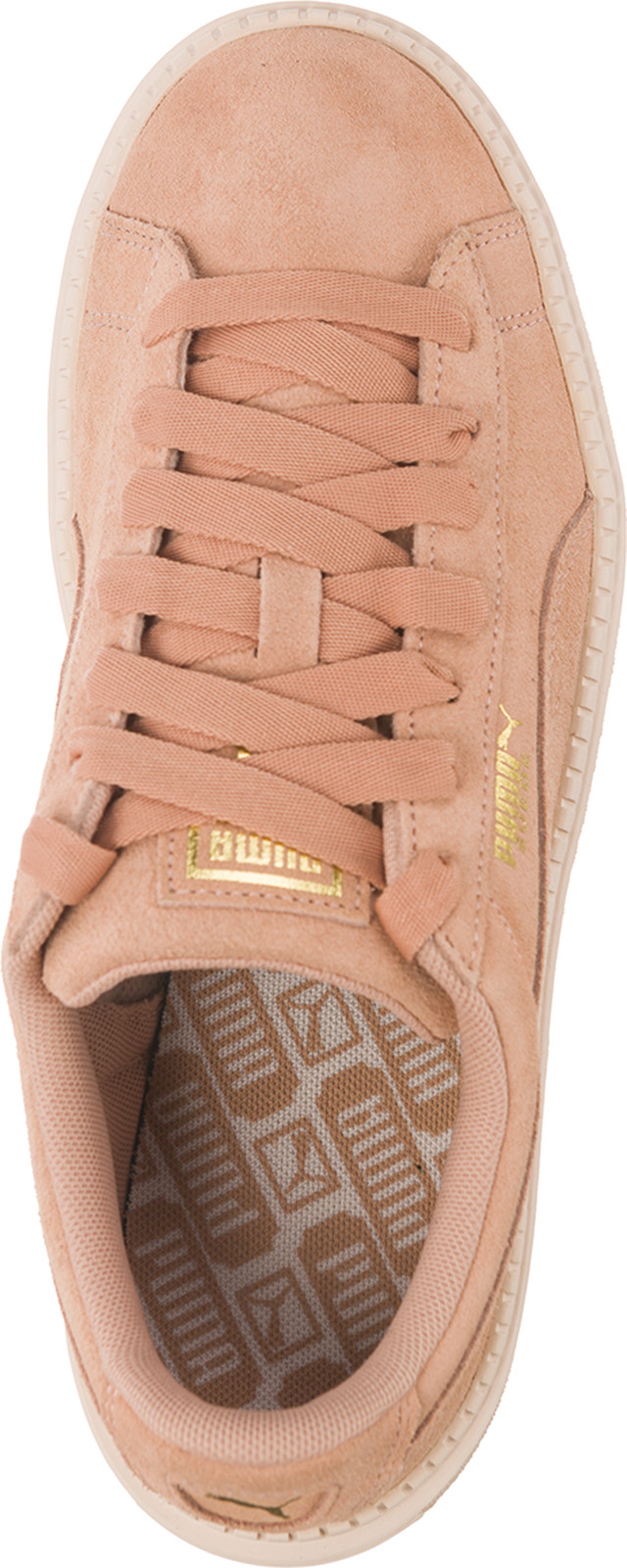 Buty Puma  <br/><small>SUEDE PLATFORM TRACE PEACH BEIGE/PEARL </small>  36583005